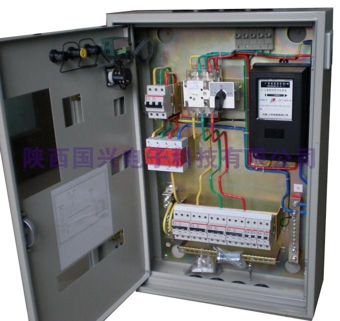 配电箱避雷接线图