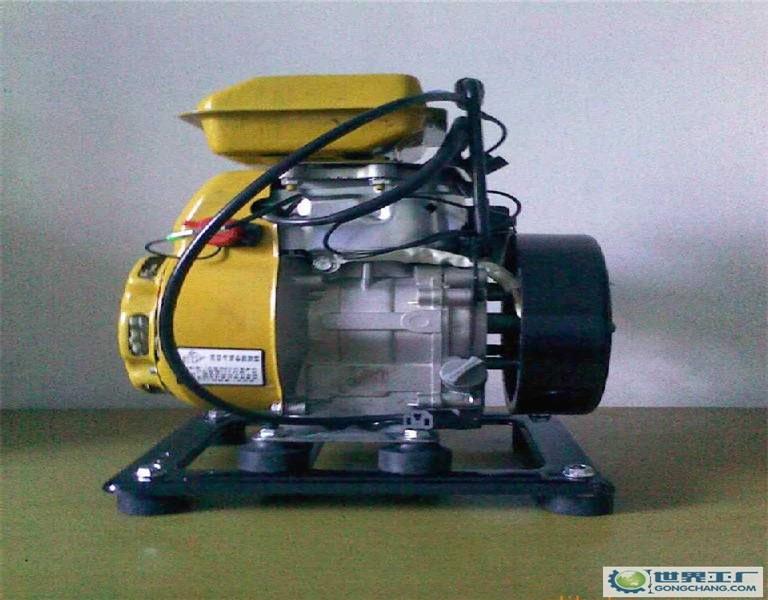 1kw电动车充电机电动车充电发电机电动车增程器